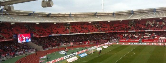 Grundig-Stadion is one of Stadiums.