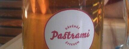 Pastrami is one of Visszatérés javasolt!.