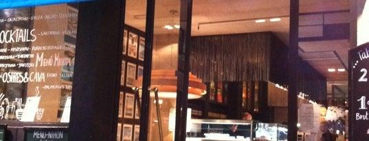 Restaurante Taverna Miu is one of Favourite global food restaurants in Barcelona.