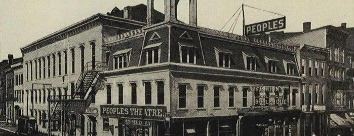 Venice on Vine is one of Surviving Historic Buildings in Cincinnati.
