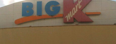 Kmart is one of My Places.