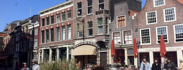 Brasserie van Beinum is one of Haarlem, The Netherlands.