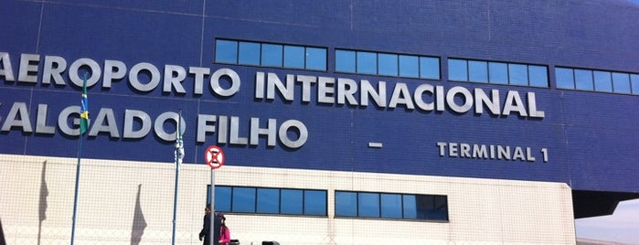 Aeroporto Internacional de Porto Alegre / Salgado Filho (POA) is one of Airports in US, Canada, Mexico and South America.
