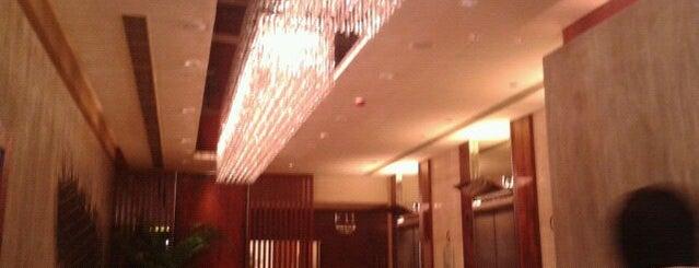 Hyatt Regency Hong Kong Tsim Sha Tsui is one of Hotel.