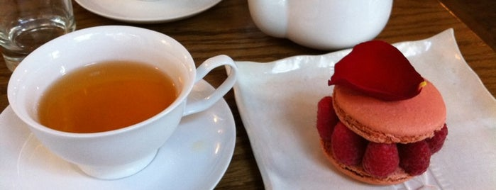 Bosie Tea Parlor is one of Greenwich and West Village-ish Walking Tour.