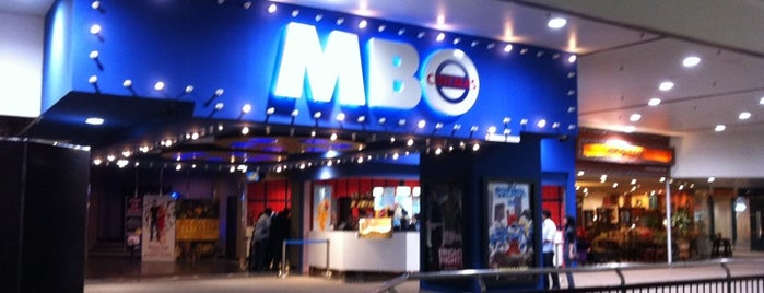 MBO Cinemas is one of All-time favorites in Malaysia.