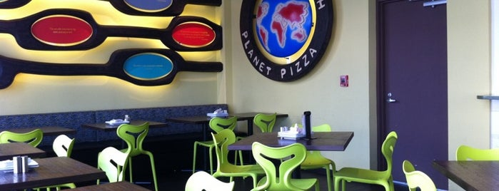 Pizza Fusion is one of Places from the reporting trail.