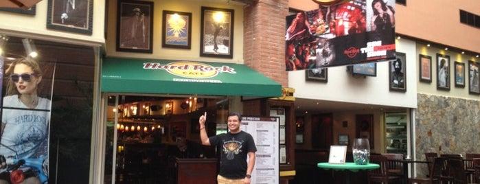 Hard Rock Cafe Margarita is one of Restaurantes Venezuela.