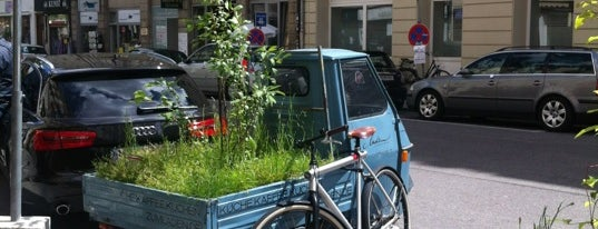 Der Laden is one of Café in Munich.