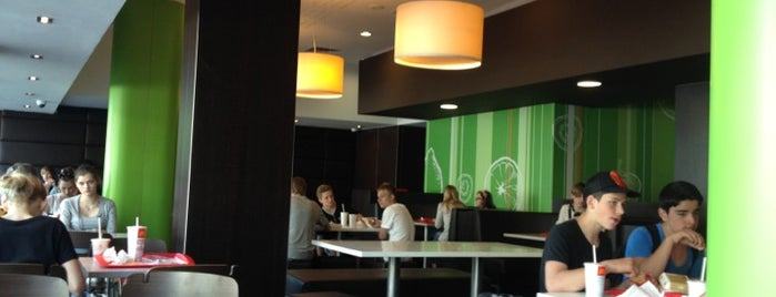 McDonald's is one of xxxxx.