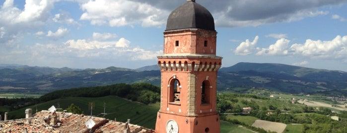 Castello Della Porta, Frontone is one of Ancient Villages in The Marches.