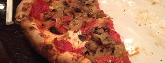 Wood Fired Pizza Wine Bar is one of Carlos Eats USF Dining Guide.