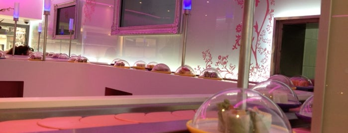 Planet Sushi is one of Restaurants à sushis à Strasbourg.