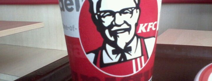 KFC is one of Fast Food Restaurant.