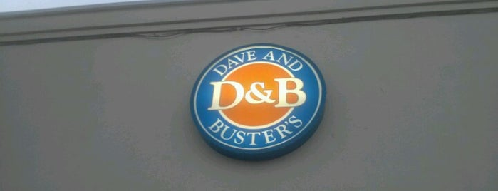 Dave & Buster's is one of Explore Long Island.