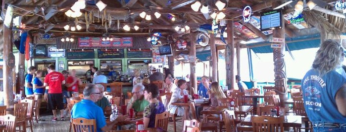 The Original Tiki Bar is one of Places to try.