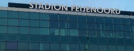 Stadion Feijenoord is one of Sports Arena's.