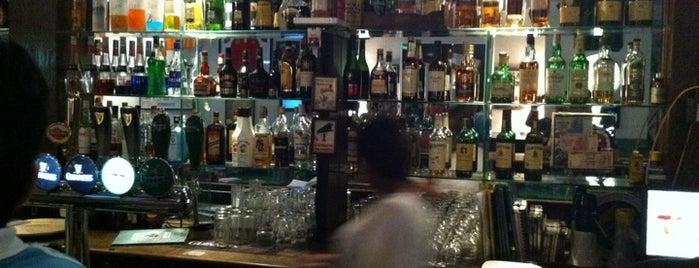 O'bama's Irish Pub is one of Favorite Pubs.