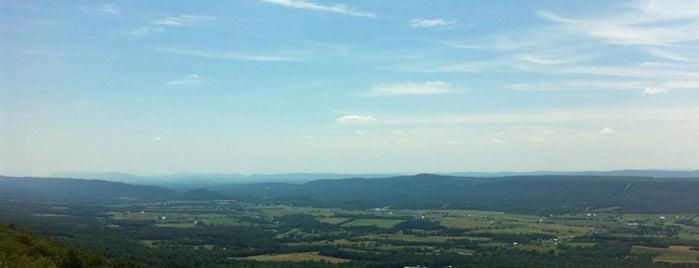 Tuscarora Mountain Summit is one of Family trips.