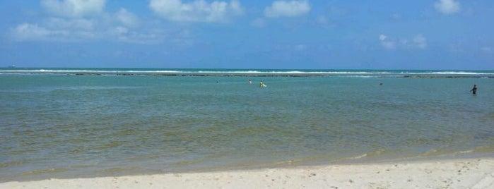 Praia do Muro Alto is one of Turistando em Pernambuco/Tourism in Pernambuco.