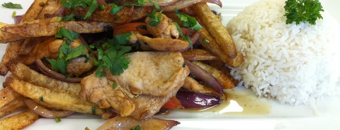 Whittier Peruvian Restaurant is one of Top 10 favorites places in Montebello, CA.