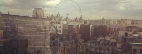 The Trafalgar Hotel is one of Beautiful Views.