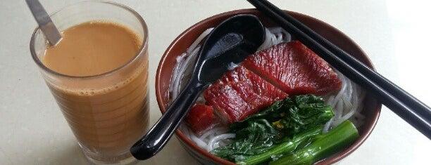 金海棠餐廳 is one of Fast Food.
