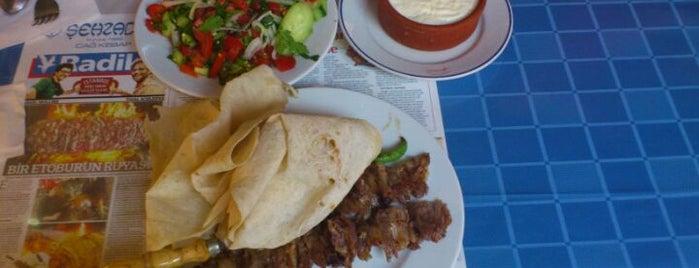 Şehzade Erzurum Cağ Kebabı is one of Guardian Arka Sokak Lezzetleri.
