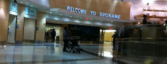 Spokane International Airport (GEG) is one of Airports in US, Canada, Mexico and South America.