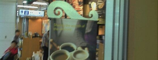 Starbucks Coffee 羽田空港国内線ターミナル駅店 is one of Starbucks Coffee (東京23区:千代田・中央・港以外).
