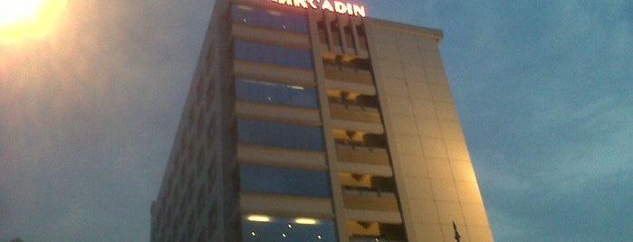 Carrcadin Heritage Hotel is one of Napak Tilas Perjalanan N9.