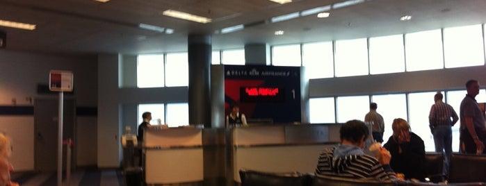 Gate B1 is one of Cincinnati Airport.