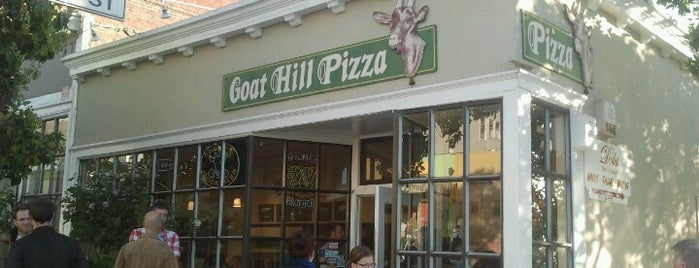 Goat Hill Pizza is one of food.