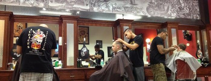 Barber Shop Jupiter : Juniors Barber Shop is one of Guide to Jupiters best spots.