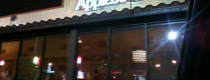 Applebee's is one of 20 favorite restaurants.