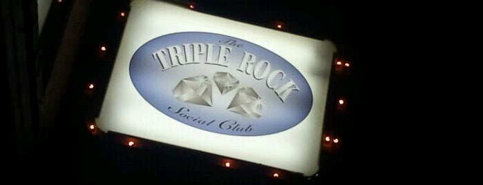 Triple Rock Social Club is one of Minneapolis-St. Paul Concert Venues.