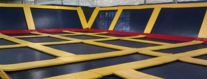 Sky High Sports is one of My Saved Places.
