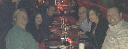 Capo's Italian Steakhouse is one of Favorite Vegas Eats.