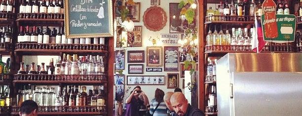 Liguria is one of Recomendados.