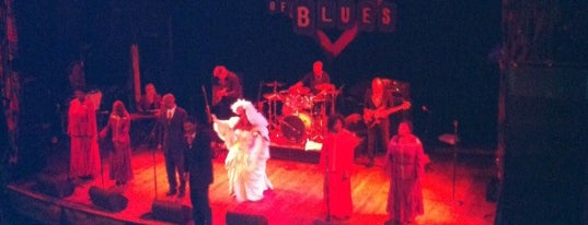 House of Blues Sunset Strip is one of Venues.