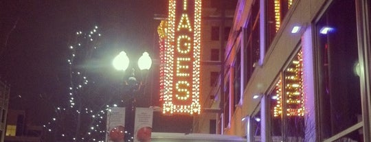 Pantages Theatre is one of Favorite Arts & Entertainment.