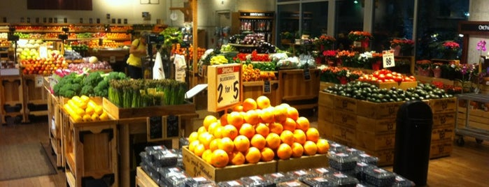 The Fresh Market is one of My favorite places :).