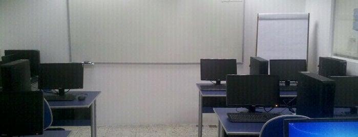 Intellecta - Centro De Estudos Avançados is one of Hackerspaces.