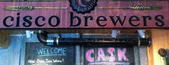 Cisco Brewers is one of New England Breweries.