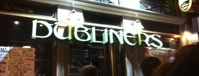Dubliners is one of Best Places to Catch the 'Cuse.