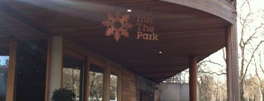Inn the Park is one of Must-visit Great Outdoors in London.