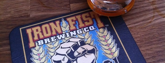 Iron Fist Brewing is one of Local breweries.
