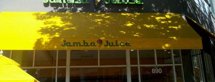Jamba Juice is one of interesting spots in San Luis Obispo, CA.
