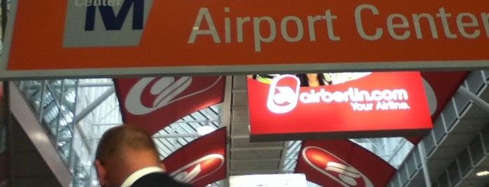 S Flughafen München is one of Monaco di Baviera.