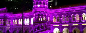 Independence Square (Dataran Merdeka) is one of Cool KL.